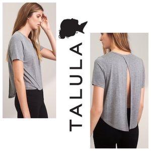 Talula Chiba open back top